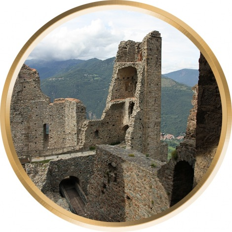sacra of san michele, turin, private visit in san michele church, mystery travel, igotravelnetwork
